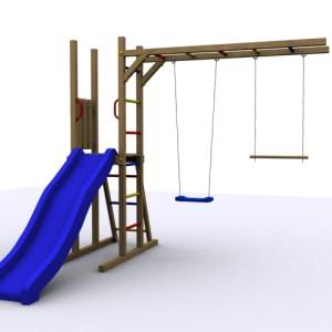 gevelmodel klimtoren giraf